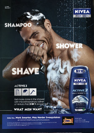 PMA : JISLAIN for NIVEA
