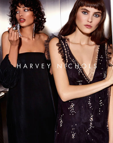 SEVDA ALBERS for Harvey Nichols