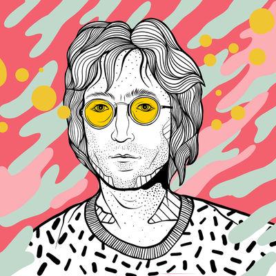 Casiegraphics / John Lennon