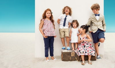 CAPE TOWN PRODUCTIONS for H&M KIDS