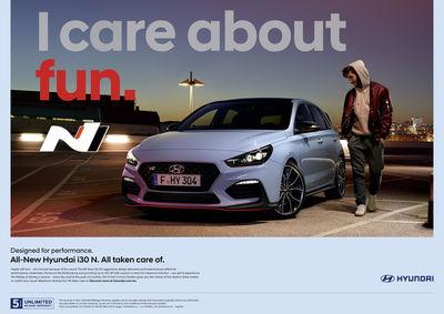 "SEVERIN WENDELER: ""Hyundai i30 Campaign"" by HE&ME Heckl&Mennemann"
