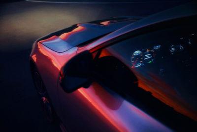 WILDFOX RUNNING: David Daub with Mercedes E-Class Coupe