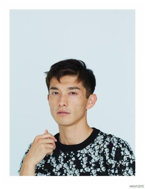 VIVA MODELS: Daisuke Ueda for Manifesto Magazine