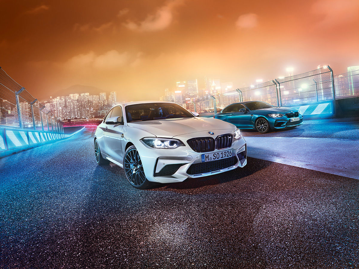BMW M2 COMPETITION by Andreas Hempel