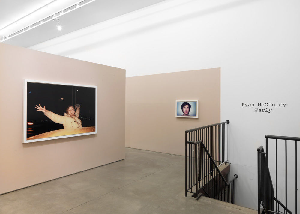RYAN MCGINLEY  'Early', Team Gallery