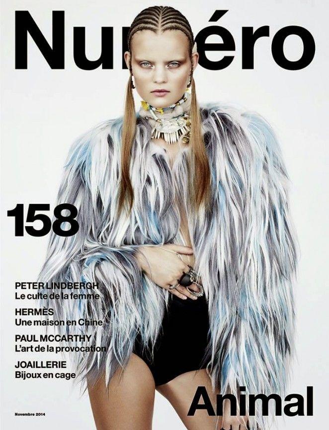 MADAME publishes NUMERO Germany