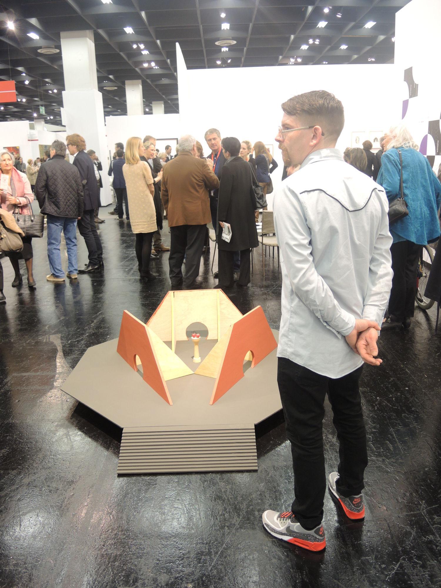 ART COLOGNE 2014 : David Zwirner Gallery