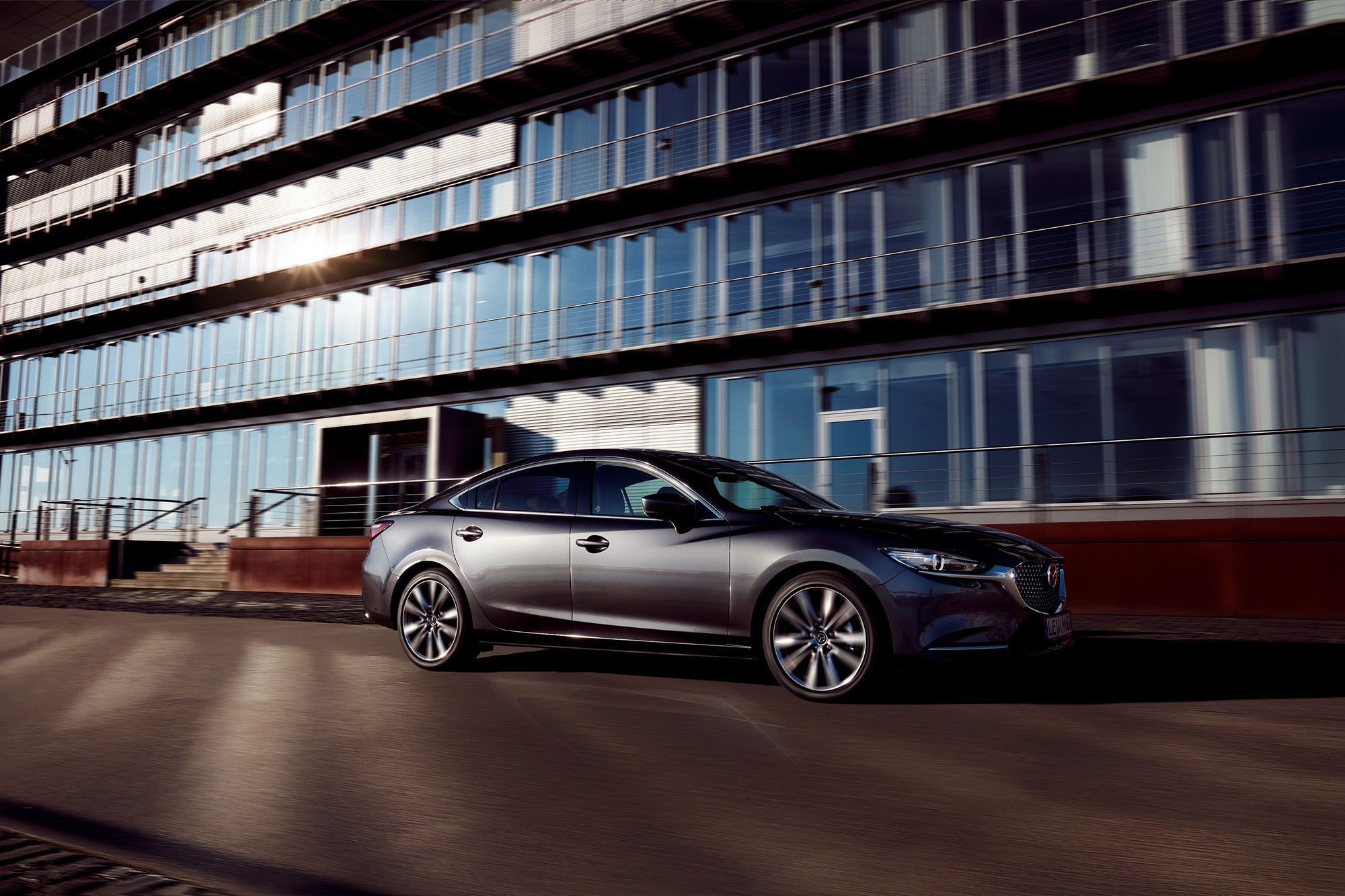 """""""Mazda6"""" press pictures by Harald Dawo"""