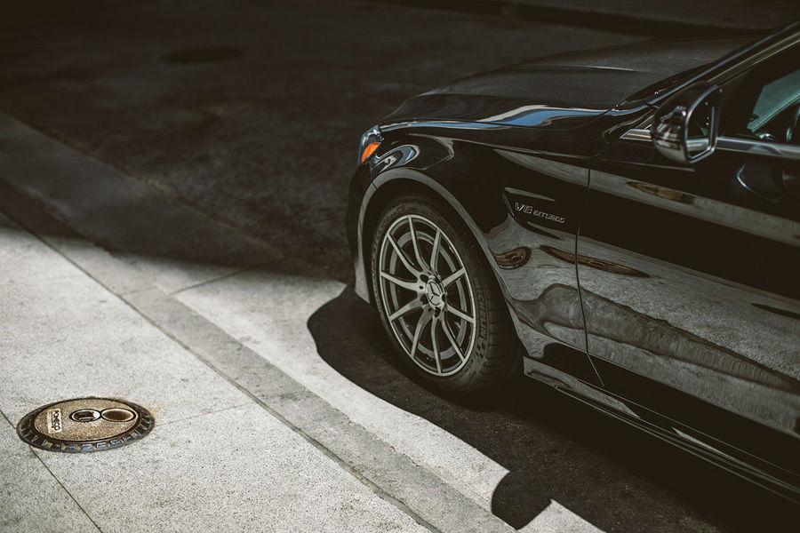 """SEVERIN WENDELER: """"AMG C63"""" Photography by Patrick Curtet c/o Severin Wendeler"""