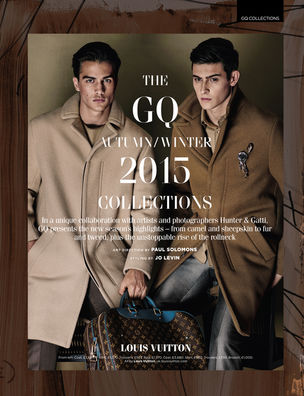 GQ BRITISH FALL WINTER 2015 TRENDS