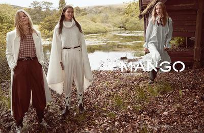 LS PRODUCTIONS: GLEN LUCHFORD for MANGO AW19 | ART PARTNER