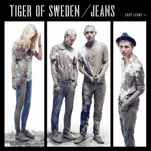 LUNDLUND : Joel JUNSJOE for TIGER JEANS