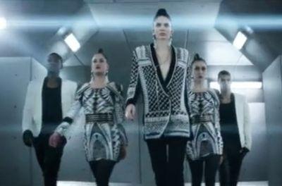 LUNDLUND : Balmain x H&M