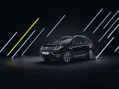 VICTOR JON GOICO for Dacia - The Duster Spezial Edition