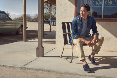 STEPHAN GLATHE for SIOUX SS16 CAMPAIGN