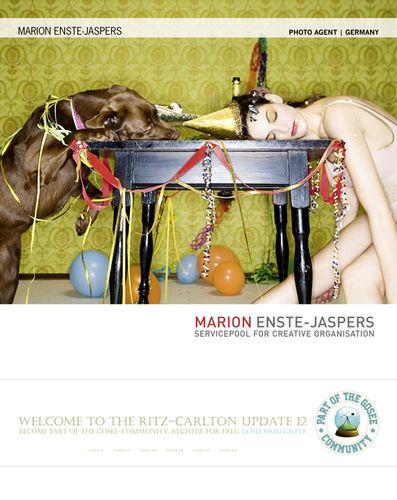 UPDATE 12 : Marion Enste-Jaspers