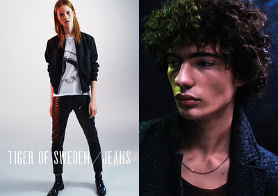 Regina Törnwall & Kalle Eklund for TIGER OF SWEDEN