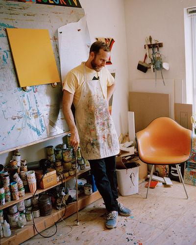GIANT ARTISTS : Jake Stangel