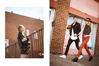 ALYSSA PIZER MANAGEMENT: Tereza and Christian by Cindy James