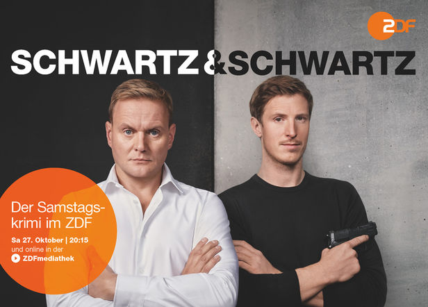"HAUSER FOTOGRAFEN: TOBIAS SCHULT for ZDF ""Samstagskrimi"""