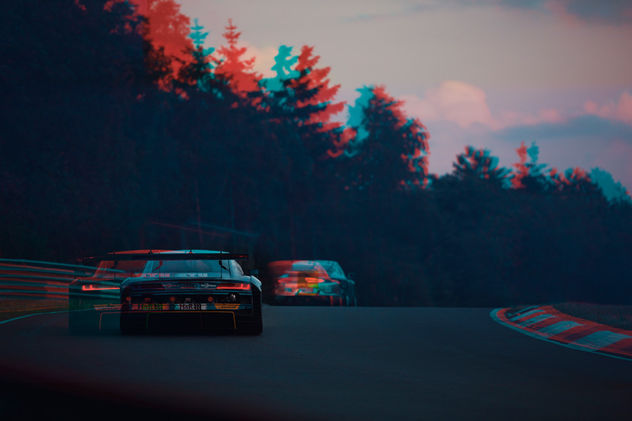 "SEVERIN WENDELER: ""Nürburgring 24h"" Photography by Lisa Linke c/o Severin Wendeler"