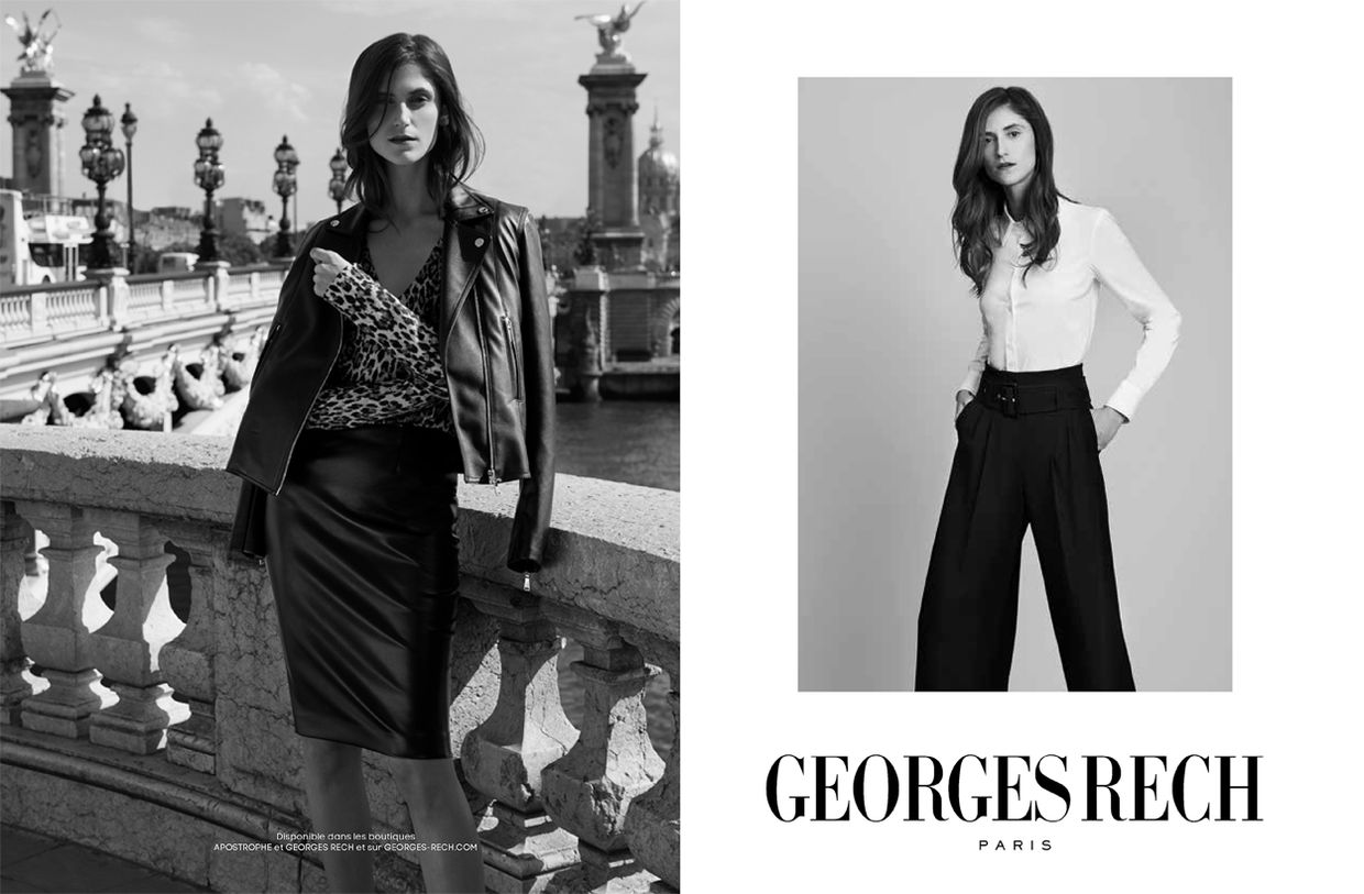 STöVER PHOTOGRAPHERS: WENDELIN SPIESS for GEORGES RECH PARIS