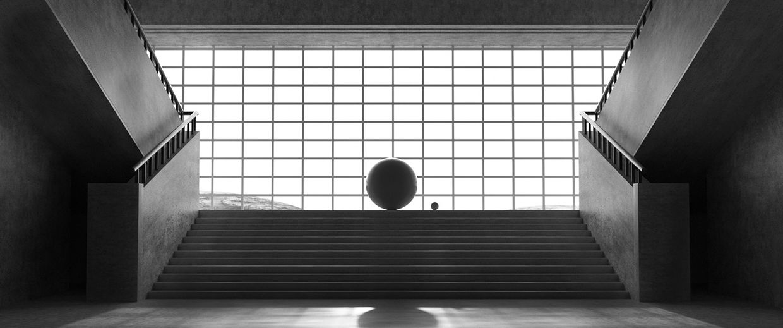 PRIMITIVES SERIES by Néstor Ramos, 3D designer and Illustrator