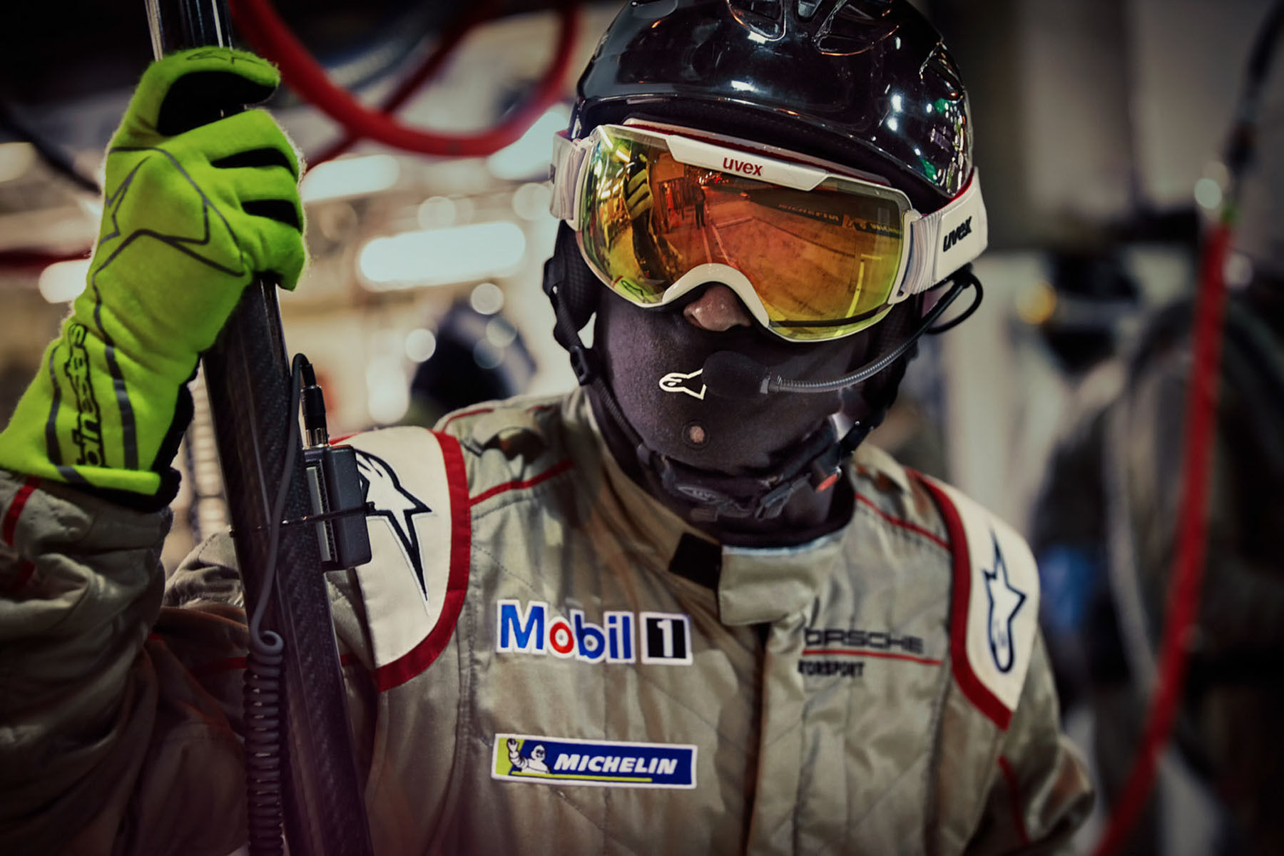 """KELLY KELLERHOFF REPRESENTS! Andreas Hempel at """"24 Hours of Le Mans"""" with Patrick Dempsey"""