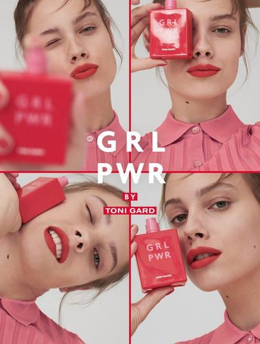 MARLENE OHLSSON PHOTOGRAPHERS – Patrick Houi – GRL PWR Fragrance by Toni Gard Campaign