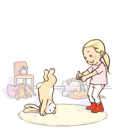 TANJA SZEKESSY Kinderbuch
