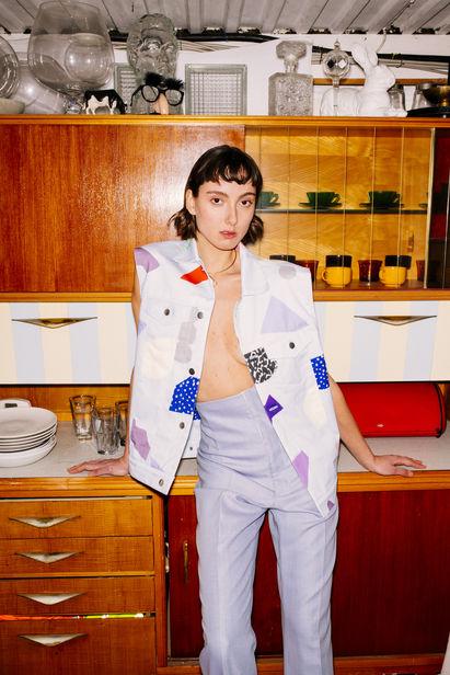 Fashion Editorial for Kaltblut Magazine