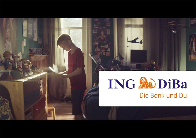 BRüDERCHEN & SCHWESTERCHEN GMBH: Nikolas for ING DIBA