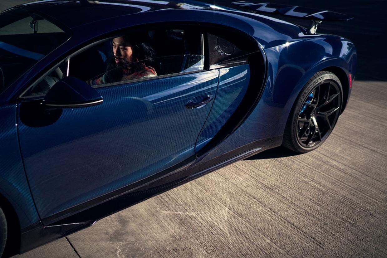 "SEVERIN WENDELER: 2021 Bugatti Chiron Sport ""Photography & Film by Anton Watts c/o Severin Wendeler"""
