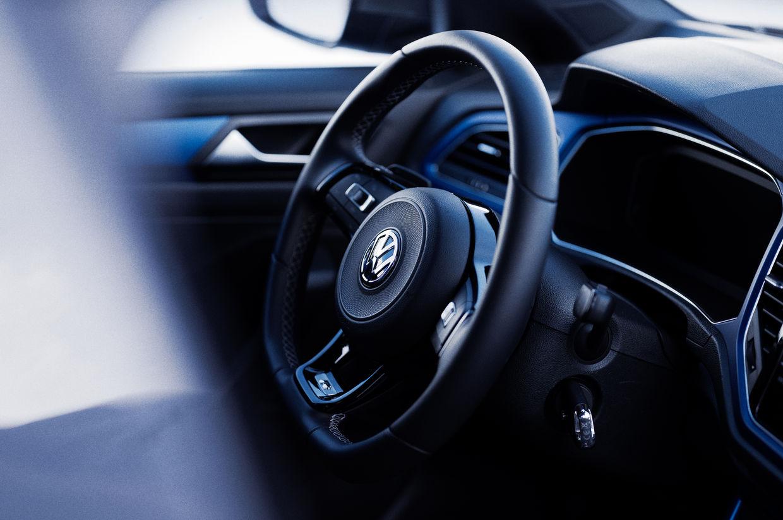 BERNHARD SPOETTEL : VW T-Roc R