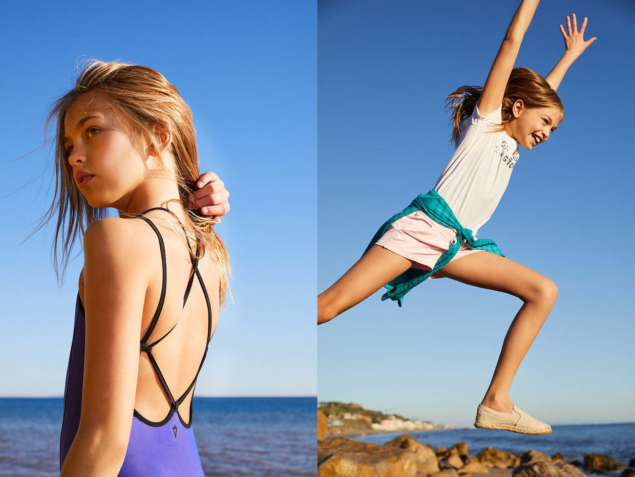 ALYSSA PIZER MANAGEMENT: Ivivva // Lulu Lemon By Gretchen Easton
