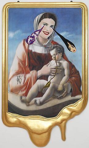 GAGOSIAN GALLERY : Sacrilegio by Francesco Vezzoli