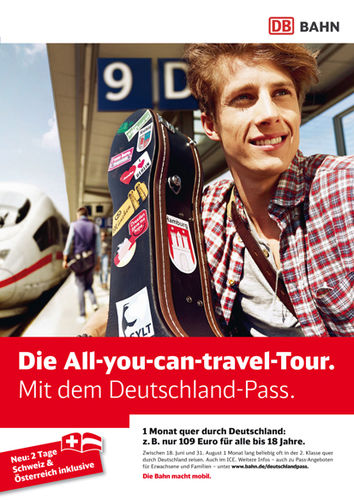TIM THIEL for DEUTSCHE BAHN