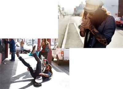 UPFRONT PHOTO & FILM: Christian Doppelgatz