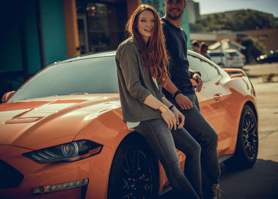 "SEVERIN WENDELER:""New Series for Ford Mustang 2018"" by Patrick Curtet"
