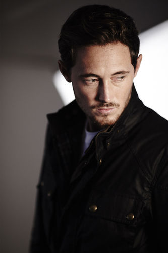 RANKIN: 'Worship The Ground'  for BELSTAFF