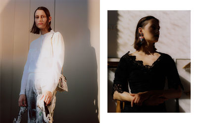 NINA KLEIN - Hair & Make up Bianca Hartkopf - Stefan Dotter - Sleek