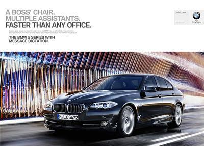 SONDA PRODUCTIONS for BMW