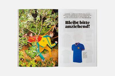 COSMOPOLA | Norman Konrad for 11 Freunde Shop