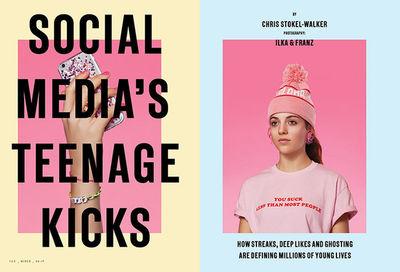 COSMOPOLA | ILKA & FRANZ - TEENAGE KICKS for Wired UK