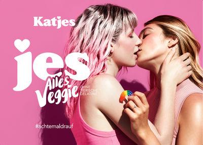 Katjes campaign shot by Johanna Dauphin