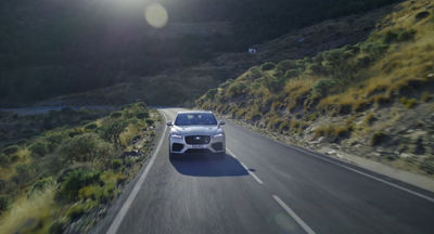 NM PRODUCTIONS : The Jaguar F-PACE film shot on the newly unveiled Canon EOS C500 MarkII.