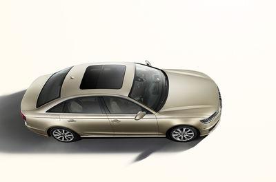 MICHAEL SEIDLER Campaign and Catalogue Audi A6L