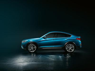 STEFFEN JAHN for BMW X4