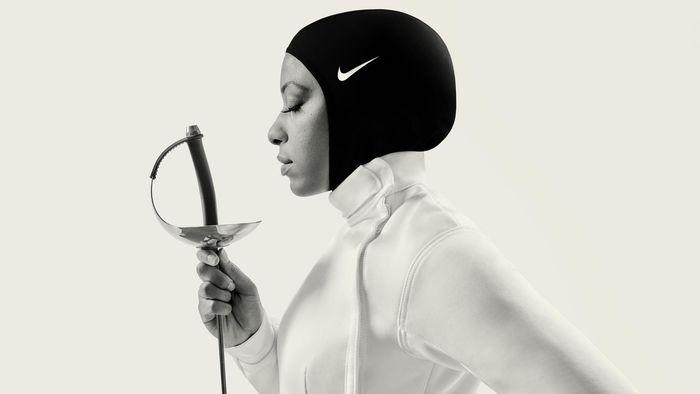 Nike Hijab Pro : PICTURE FARM
