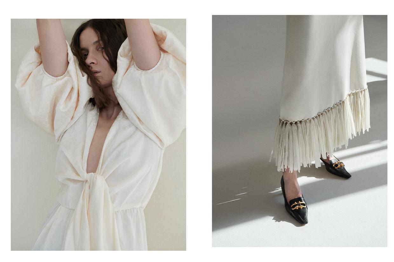NINA KLEIN, Styling Elke Dostal, Oliver beckmann, Faces Magazine